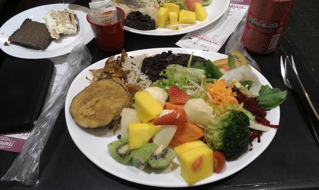 Food at Restaurante Temperarte